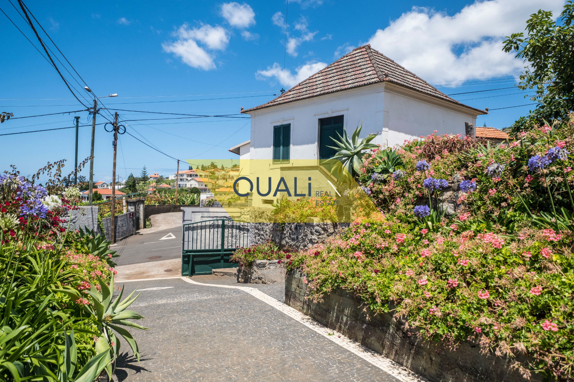 Houses and Land with 7.000m2 in Calheta - € 495.000,00