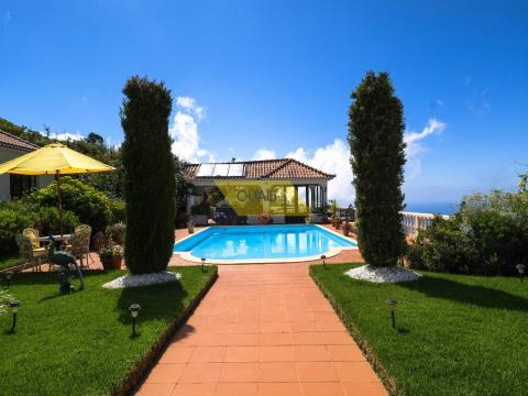 Mansão nos Prazeres, Calheta, ilha da Madeira - €1.095.000,00