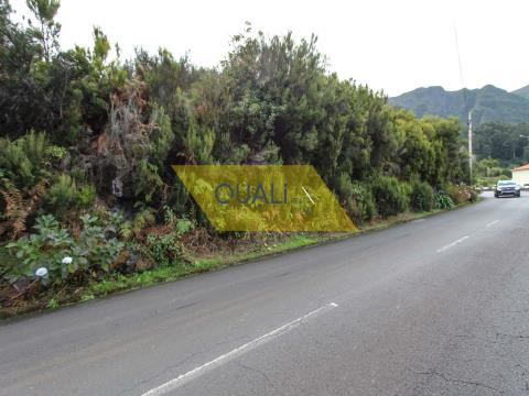 1325 m2 land in São Vicente - Madeira Island. €80.000,00