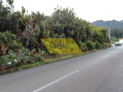 land in São Vicente - Madeira Island - € 80.000,00