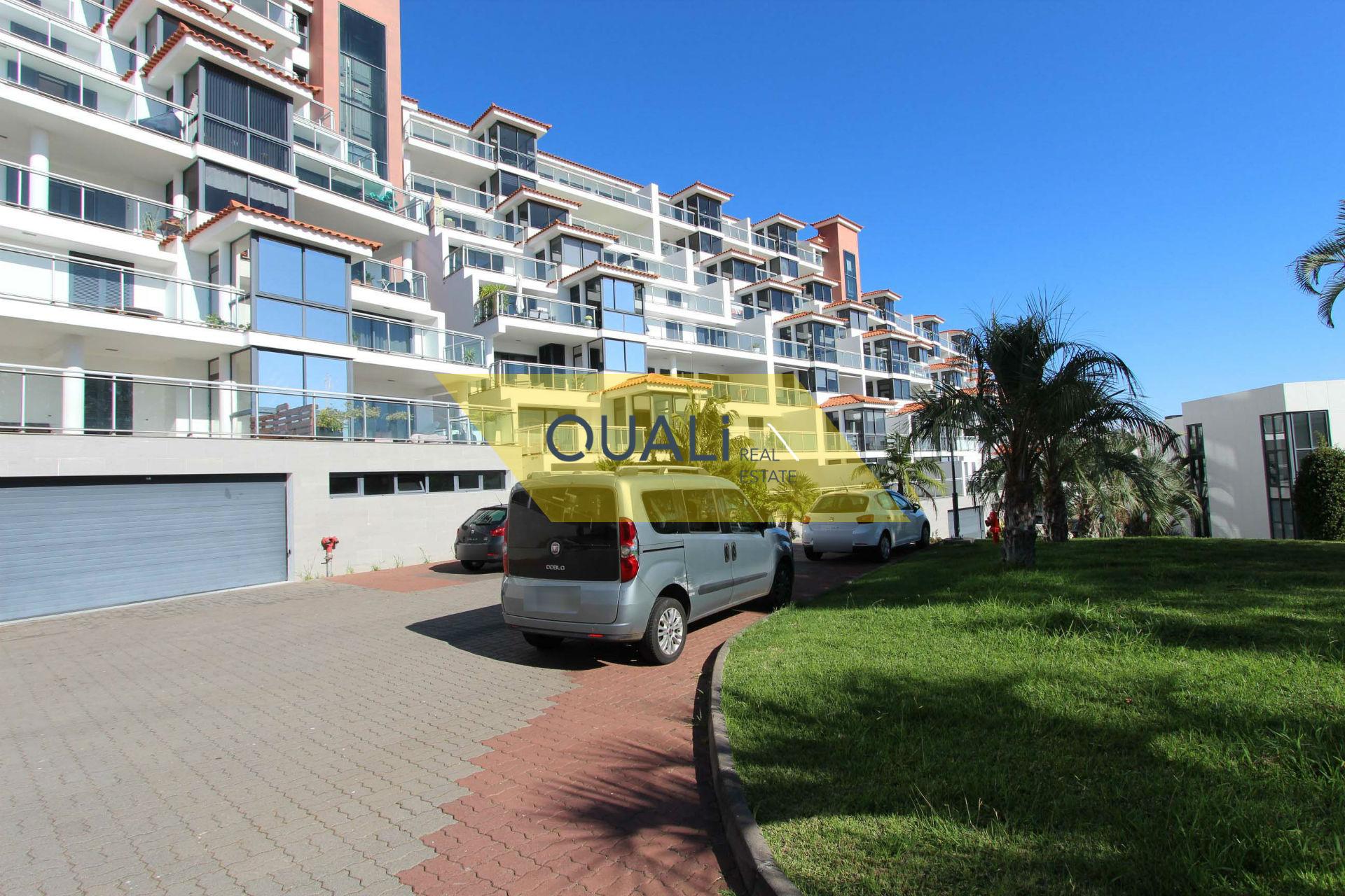 Apartamento T1,Edifico Paradisius €250.000,00