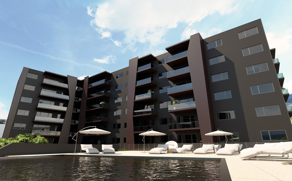 Apartamento com 2 Quartos em fase de acabamento, no Funchal - €250.000,00