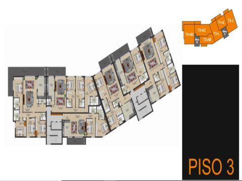 Fantástico Apartamento 1 quarto em São Martinho €240.000,00