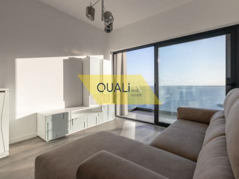 Apartamento com 2 quartos e vista Mar €195.000,00 Porto Novo, Ilha da Madeira.