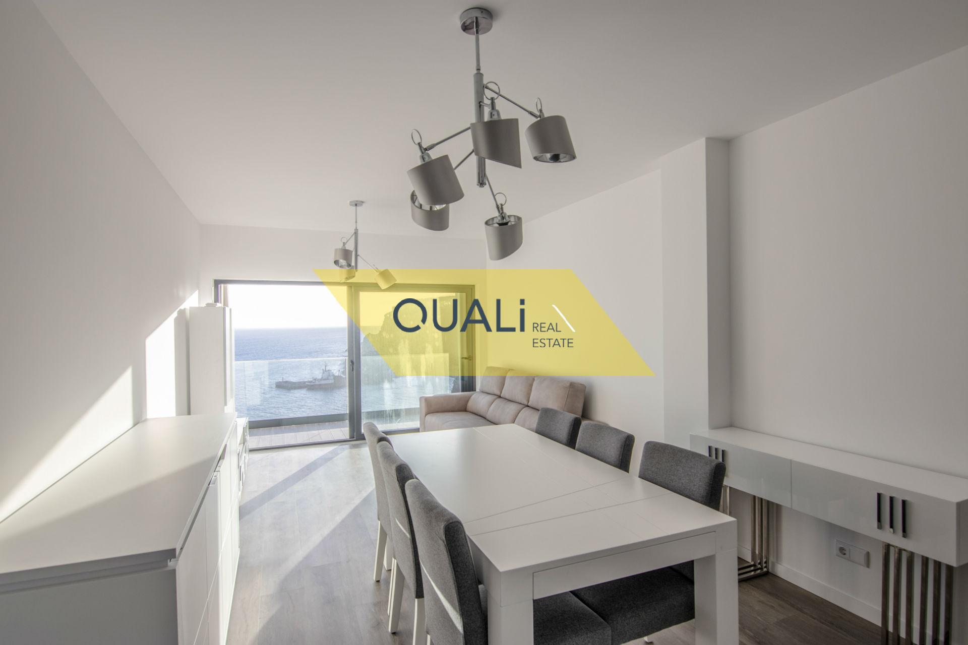 Apartamento com 2 quartos e vista Mar €170.000,00 Porto Novo, Ilha da Madeira.