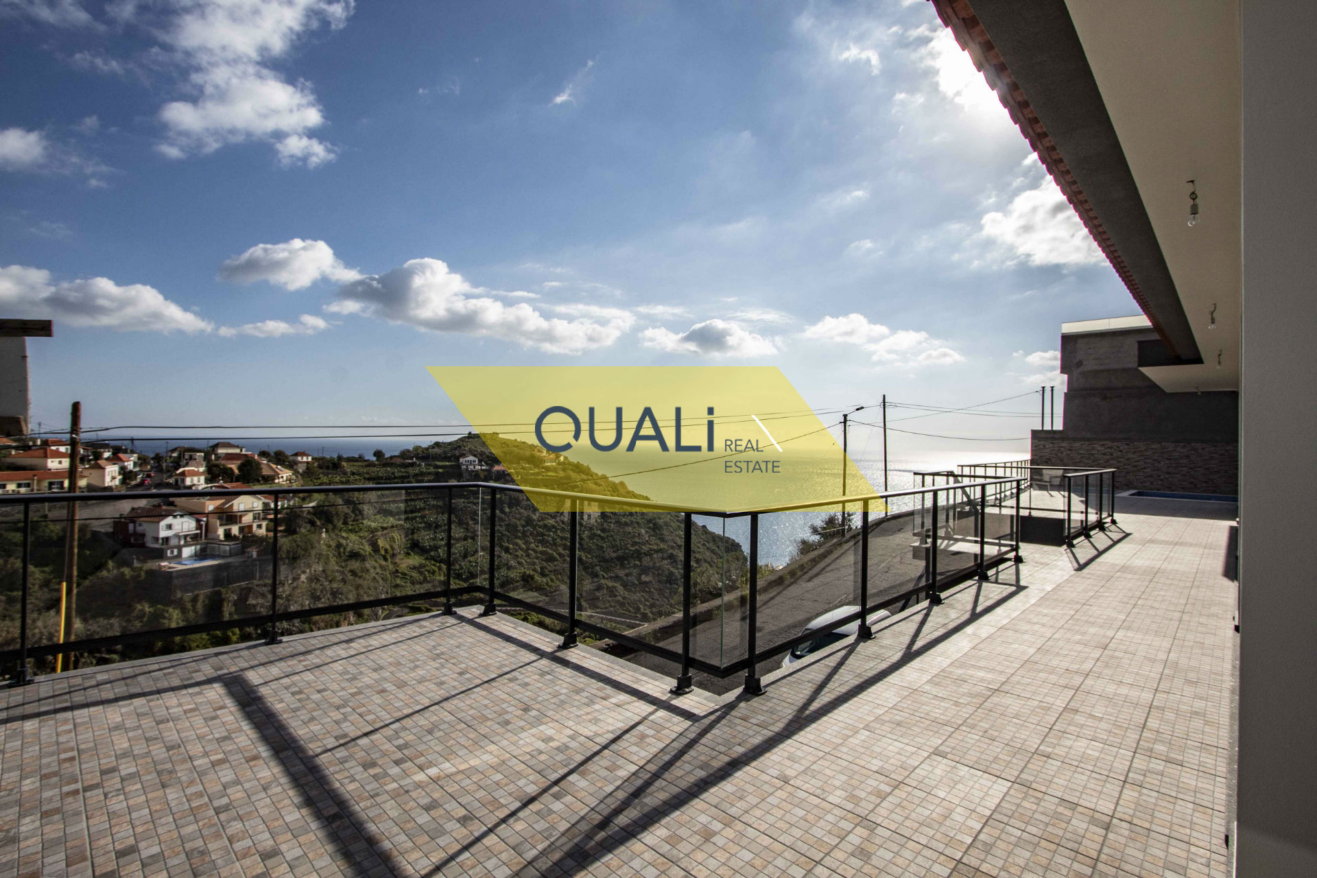 Moradia T3 Moderna e Isolada em Ribeira Brava - Ilha da Madeira. €350.000,00