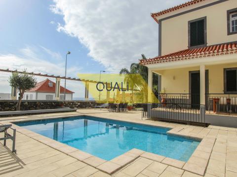 Moradia Isolada T3+1 em Santa Maria Maior - Funchal €790.000,00