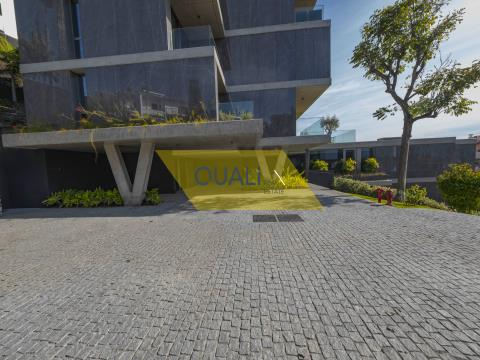 Apartamento de luxo T1 no Funchal - Ilha da Madeira - €350.000,00
