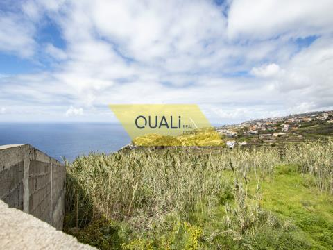 Land mit 460 m2 in Tabua - Madeira Island. €50.000,00