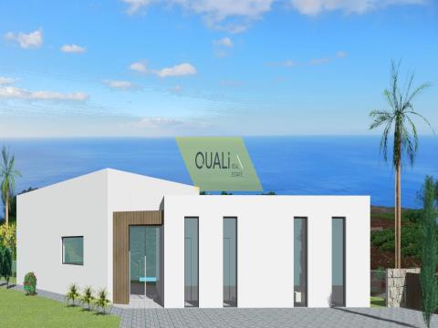 Erdgeschoss Villa mit Pool -Arco da Calheta - Insel Madeira € 490.000,00