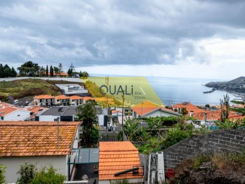 Magnífico terreno urbano, em São Gonçalo - Ilha da Madeira - € 110.000,00