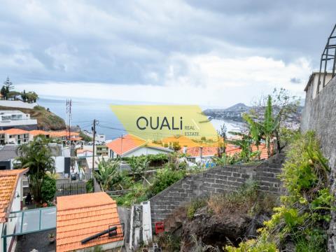 Herrliches städtisches Land in São Gonçalo mit Blick auf die Bucht - € 110.000,00