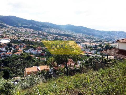 Terreno Urbano com 1250m2, Funchal - Ilha da Madeira - € 98.000,00