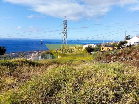 Terreno Rústico - Urbanizável - Água de Pena - Ilha da Madeira - € 100.000,00