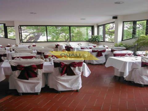 Excelente Restaurante - zona Hoteleira - Funchal - Ilha da Madeira -€1000.000,00