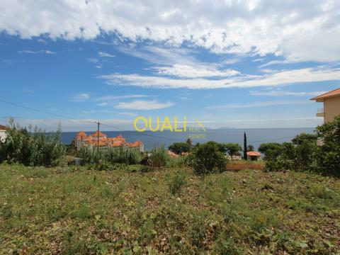 Plot of land inserted in urbanization in Caniço de Baixo - Madeira Island €299.000,00