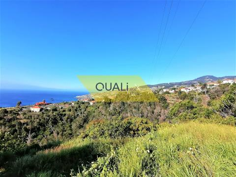 1270 m2 land by the road in Santa Cruz Municipality € 130.000,00