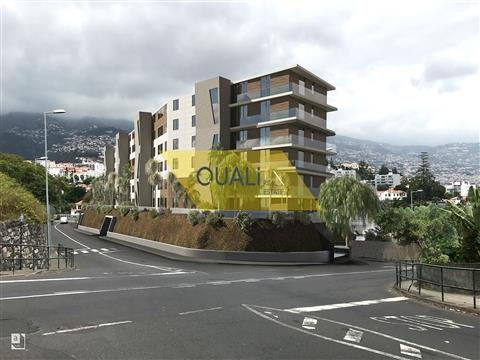 New 2 bedrooms apartment in Funchal, Madeira Island - € 270.000,00
