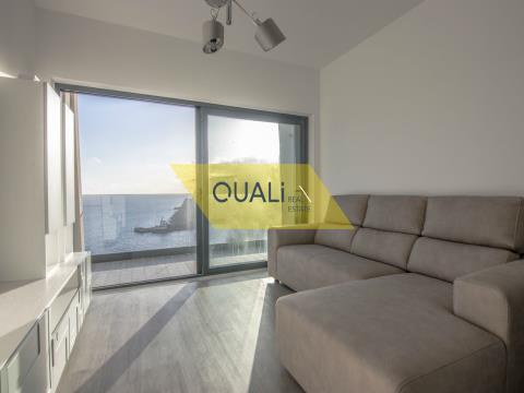 Appartamento con due camere da letto con vista mare € 170.000,00 Porto Novo, Madeira Isl