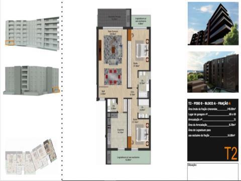 Fantástico Apartamento 2 quartos em São Martinho €285.000,00