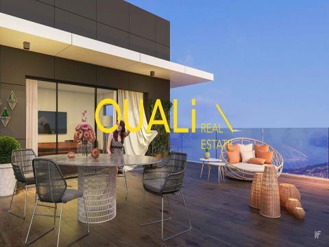 3 Schlafzimmer Apartment in São Martinho Funchal € 550.000,00