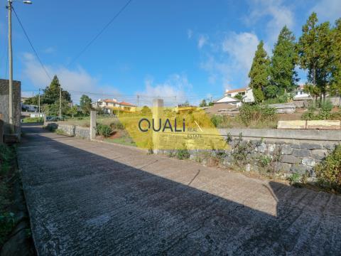 Terreno urbano com área de 632m2, Camacha - Ilha da Madeira - € 50.560,00