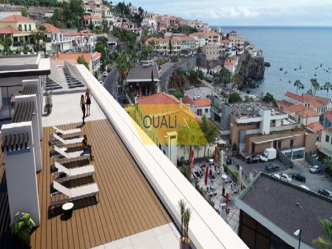 3 Bedroom Apartment in early construction in Câmara de Lobos - Madeira Island - € 340.000,00