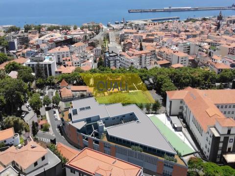 Wohnung T4 im Zentrum von Funchal, Insel Madeira - € 650.000,00