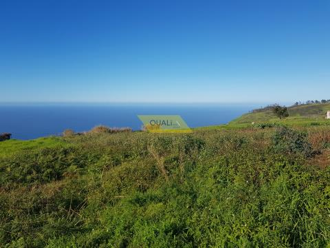 Land with 612m2 in Ponta do Pargo, Calheta - Madeira Island € 34,000.00