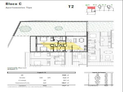 2 Schlafzimmer Wohnung in São Martinho Funchal. Insel Madeira - € 300.000,00