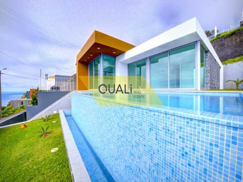 Haus in Südlage in Calheta - Insel Madeira - € 580.000,00