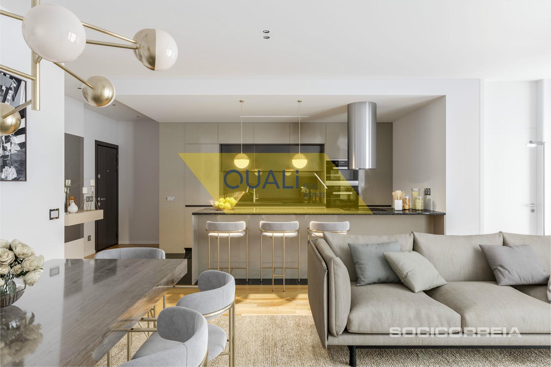 Appartamento con 1 camera da letto in vendita nelle virtù, Funchal - Isola di Madeira - € 215.500,00