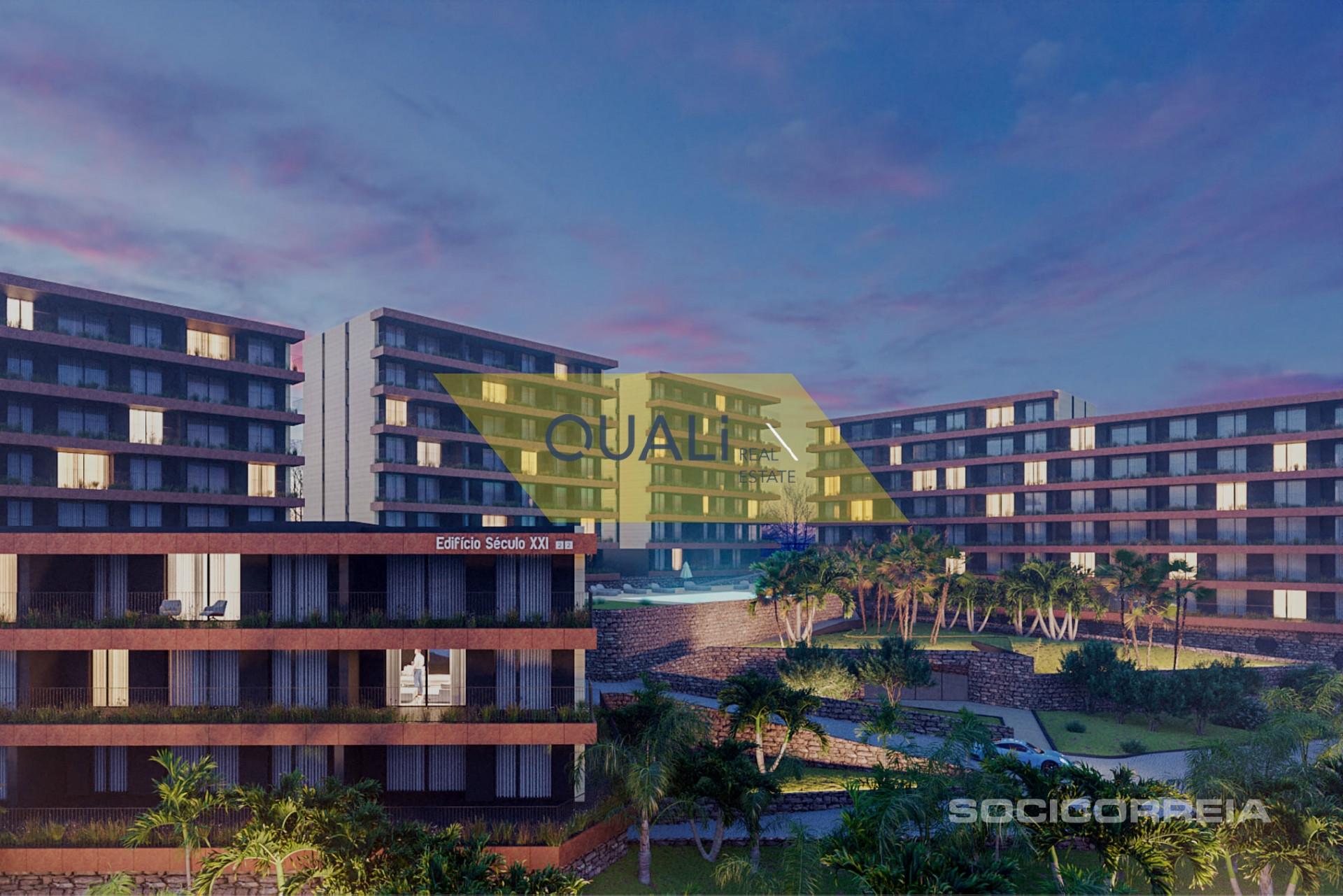 Appartamento con 2 camere da letto in vendita nelle virtù, Funchal - Isola di Madeira - € 275.500,00