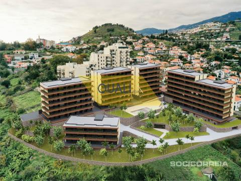 Apartamento de 2 dormitorios en venta en las virtudes, Funchal - Isla de Madeira - 350.500,00 €