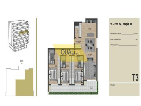 Apartamento de 3 dormitorios en venta en las virtudes, Funchal - Isla de Madeira - 415.500,00 €