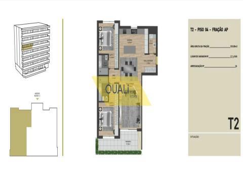Apartamento T2 para venda nas virtudes, Funchal - Ilha da Madeira - €330.500,00