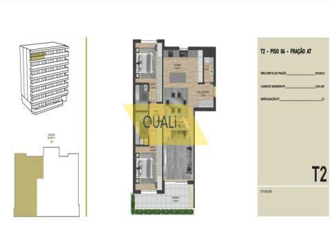 Apartamento T2 para venda nas virtudes, Funchal - Ilha da Madeira - €350.500,00