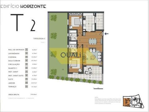 Apartamento T2 para venda no Lido, Funchal - Ilha da Madeira - €350.000,00