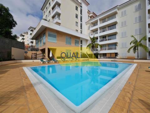 Apartamento T2 em Santo António - Madeira - € 238.500,00