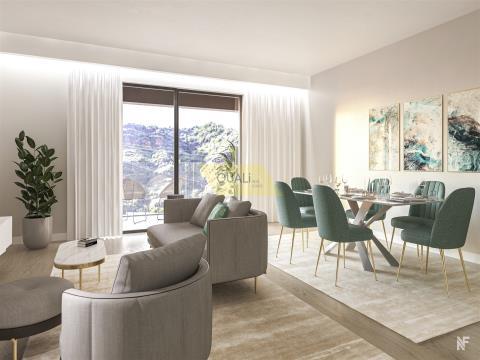 Apartamento T3 para venda na Ribeira Brava, Ribeira Brava - Ilha da Madeira - €300.000,00