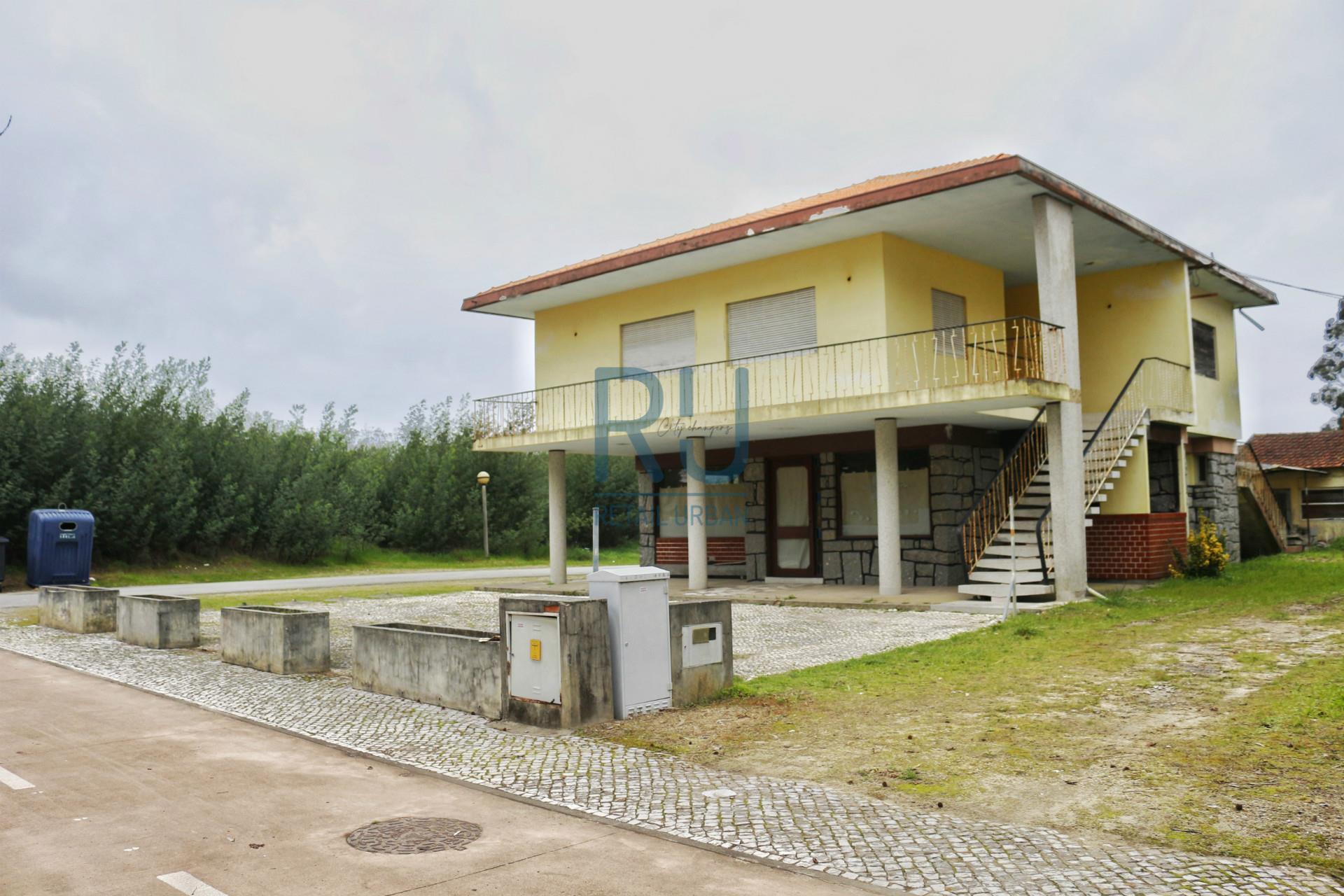 Einfamilienhaus 4 Schlafzimmer Aveiro Ovar Verkaufen 190000 Ref Ru 00001