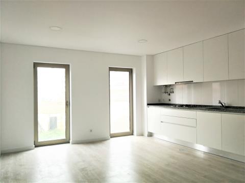 Novo Apartamento T1 no Centro da Cidade
