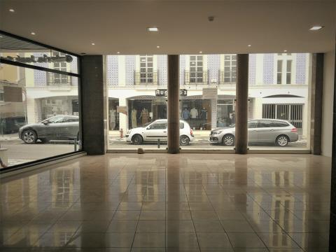 Espaço Comercial no Centro da Cidade