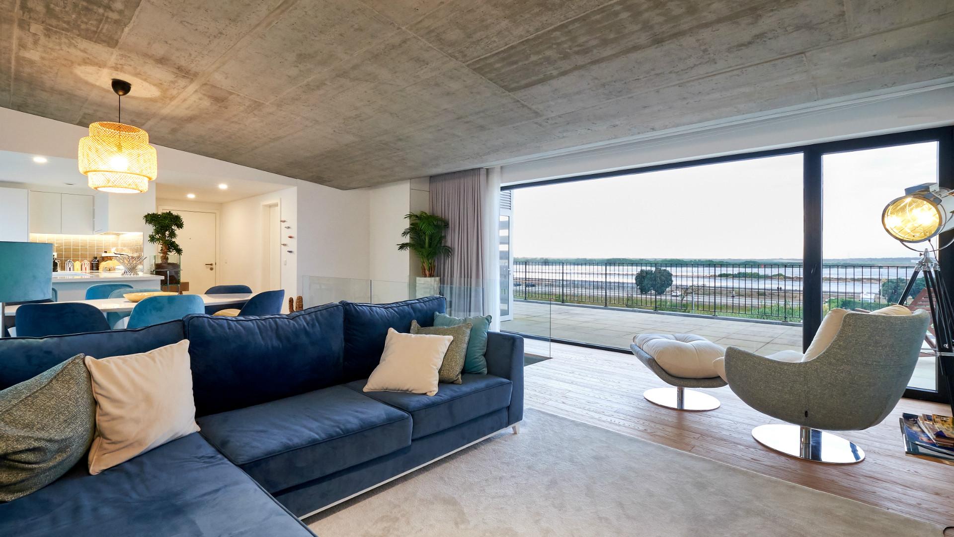 Praia da Barra Penthouse + Vistas + Terraços + Garagem Dupla