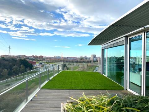 Fabulosa Penthouse T3 Duplex - Aveiro (Forca)