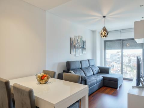 Moderno Apartamento T1, localização no Cais da Fonte Nova.