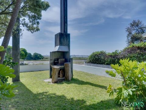 Moradia Isolada T5 c/ Piscina e Vistas de Ria - Aveiro