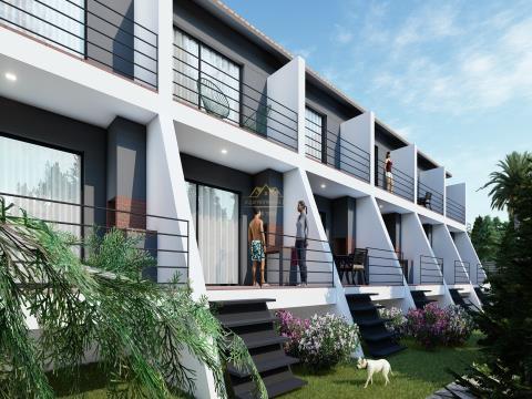Condomínio privado com Villas V2 e V3 desde
