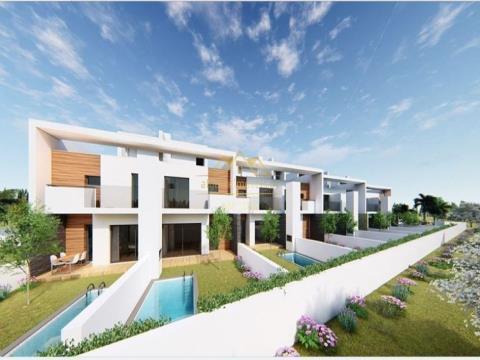 Terrain à Vale Serves - Ferreiras pour la construction de 8 villas