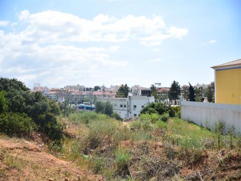 Lote Urbano Centro de Albufeira - 494m2
